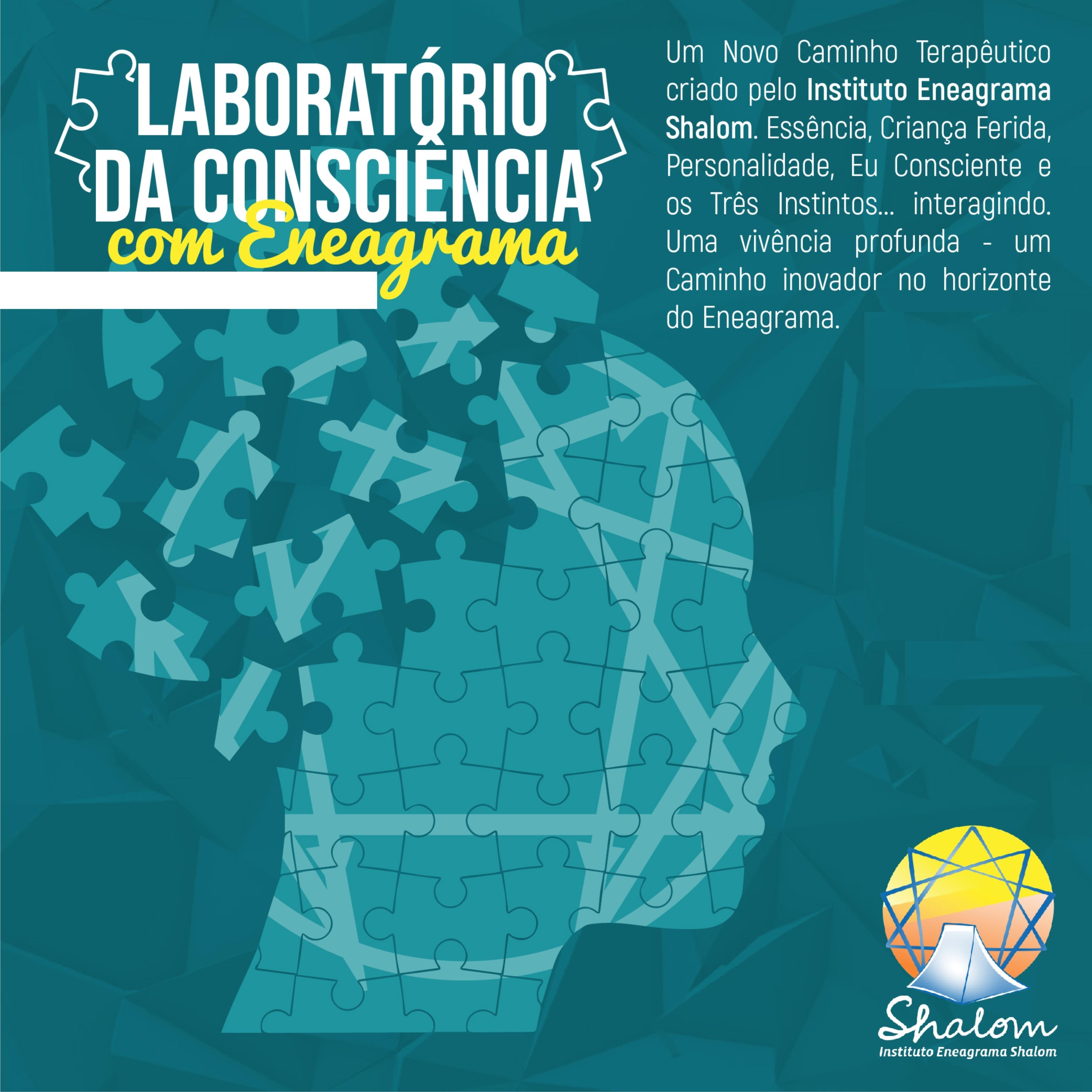 LABORATÓRIO DA CONSCIÊNCIA COM ENEAGRAMA