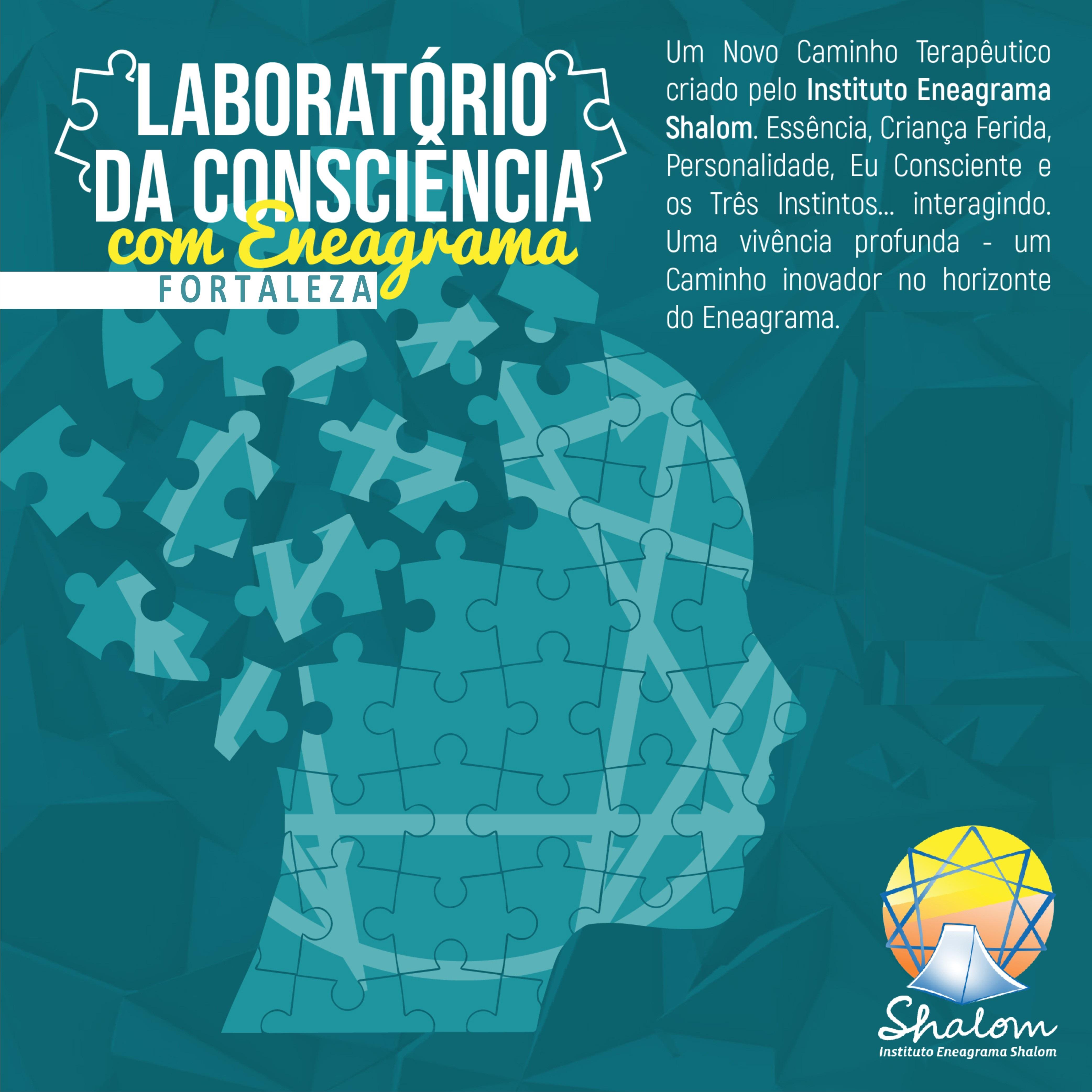 Laboratório de Consciência 2020 em Fortaleza - CE