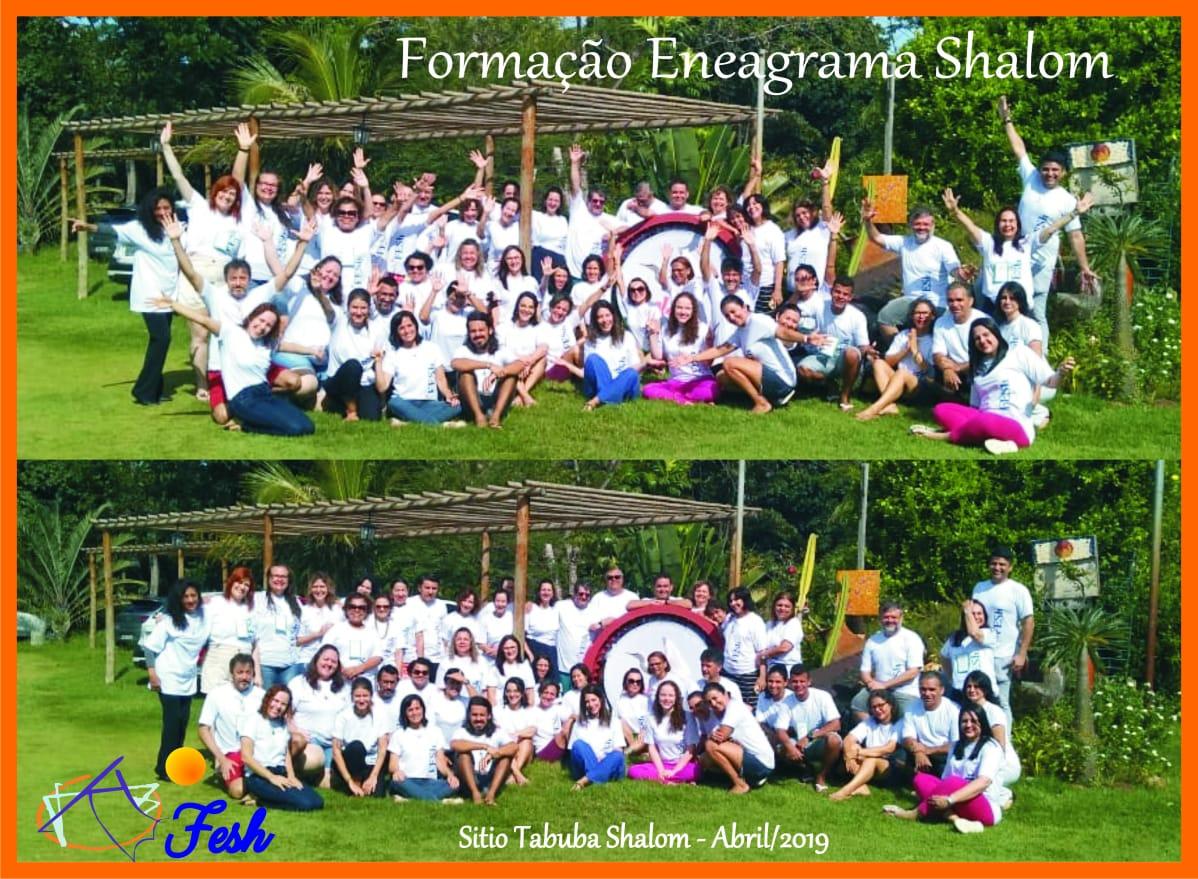 Formação Eneagrama Shalom