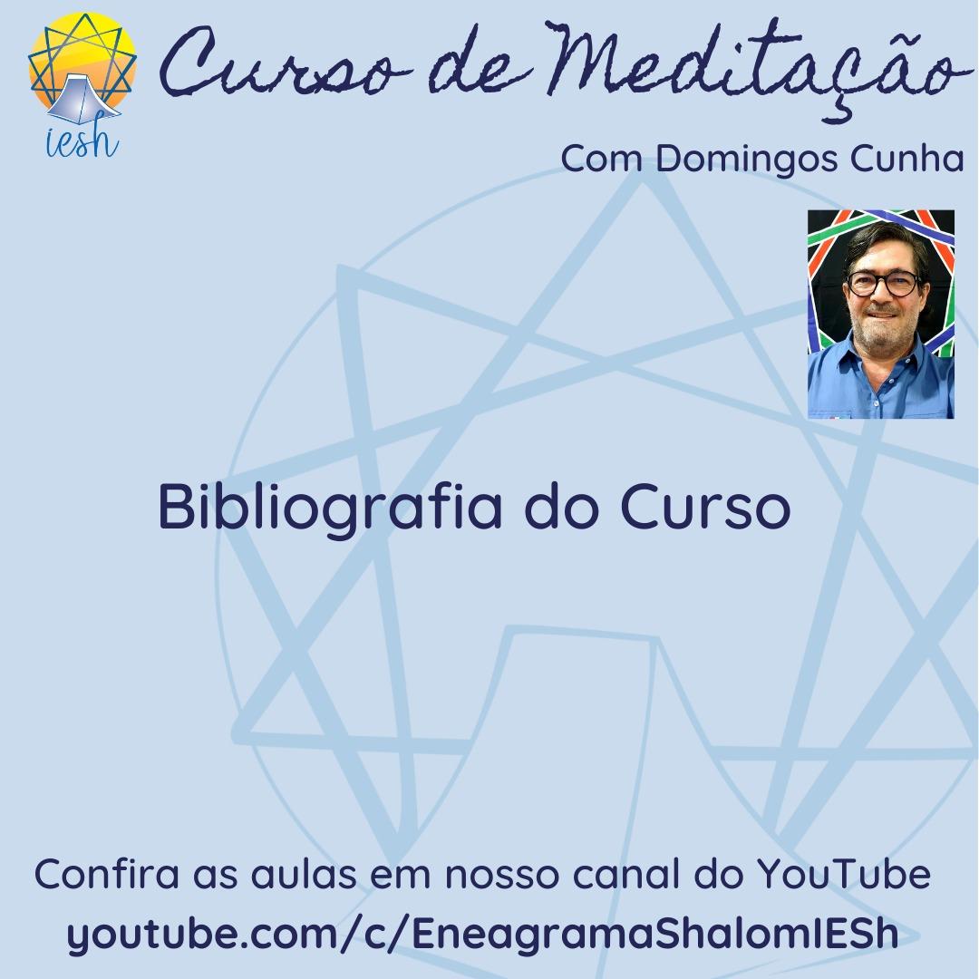 Curso de Meditação com Domingos Cunha