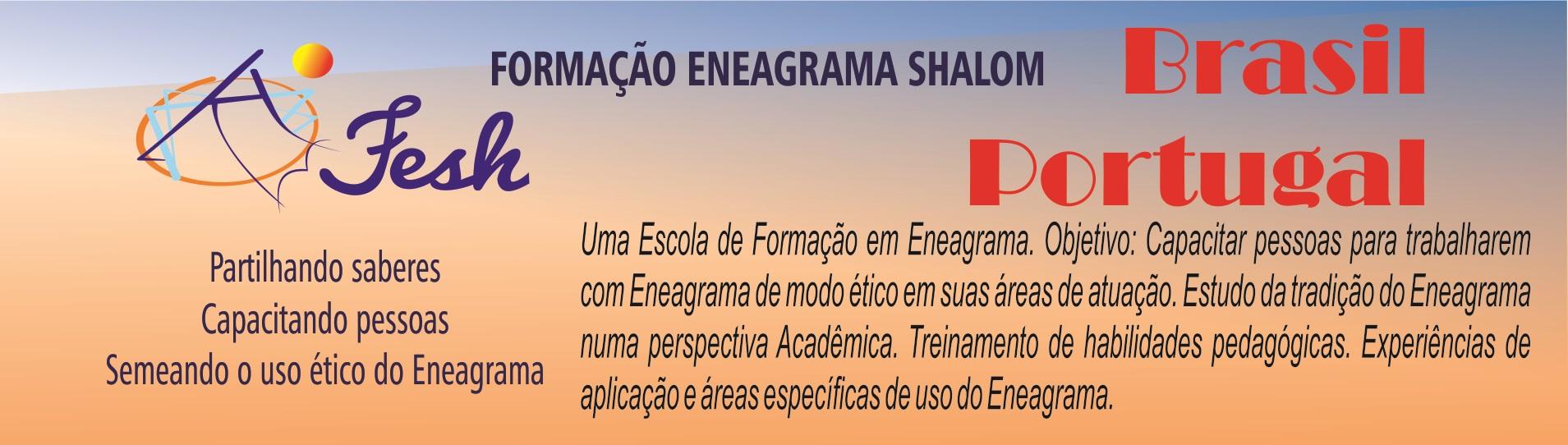 FORMAÇAO ENEAGRAMA SHALOM
