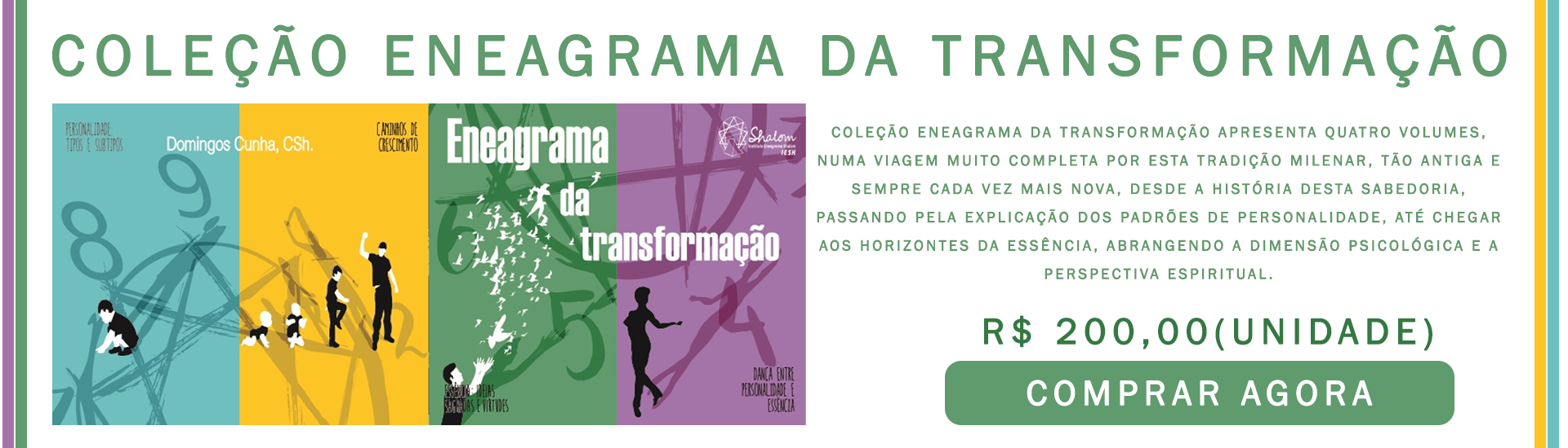 Coleção Eneagrama da Transformação